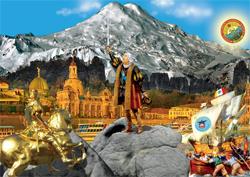 Elena Pagel: Columbus entdeckt des Elbrus