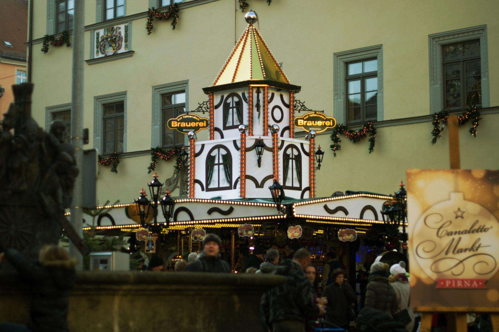 Tschechische Weihnachtslieder.Musik Aus ústí Auf Weihnachtsmarkt In Pirna Kultur Aktiv