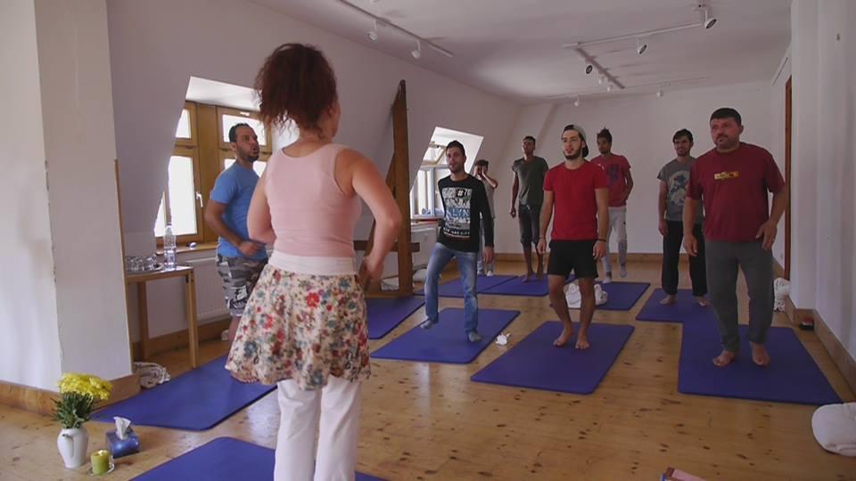 Tanz- und Gymnastikkurs