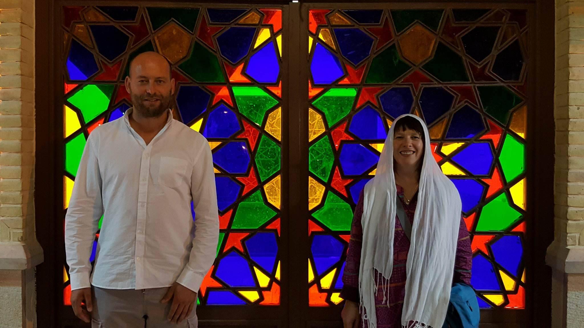 Iran - Elena Pagel & Marcus Oertel