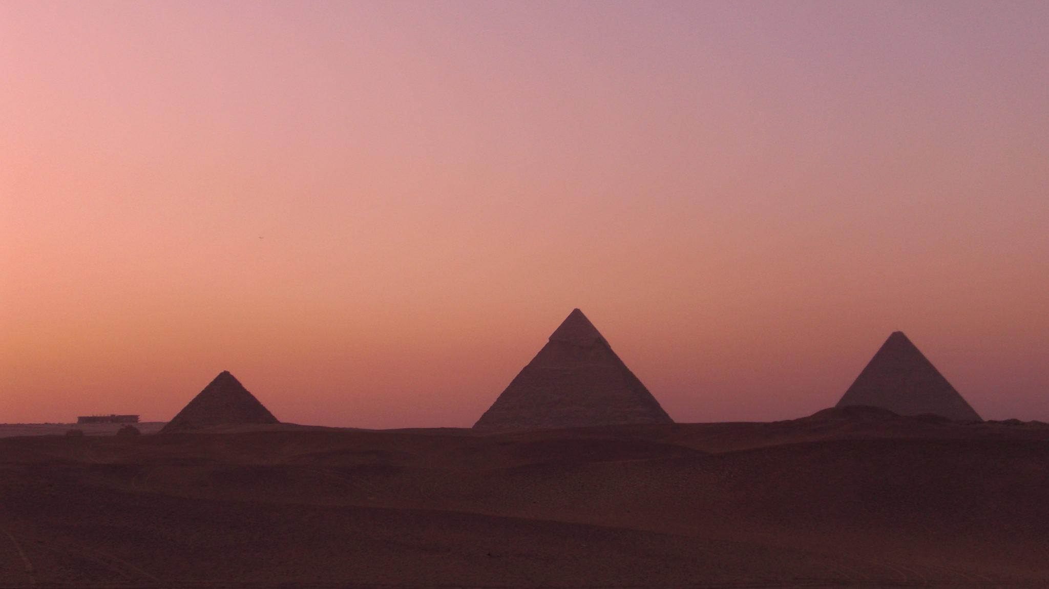 Ägypten - Alexander Nym
