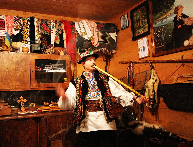 """Record-Release-Party """"Die Ukrainians"""" + Fotoausstellung """"Huzulenland"""""""