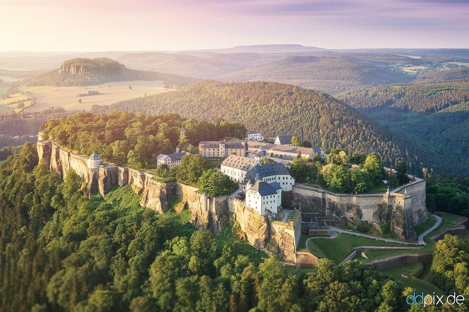 Exkursion Festung Königstein