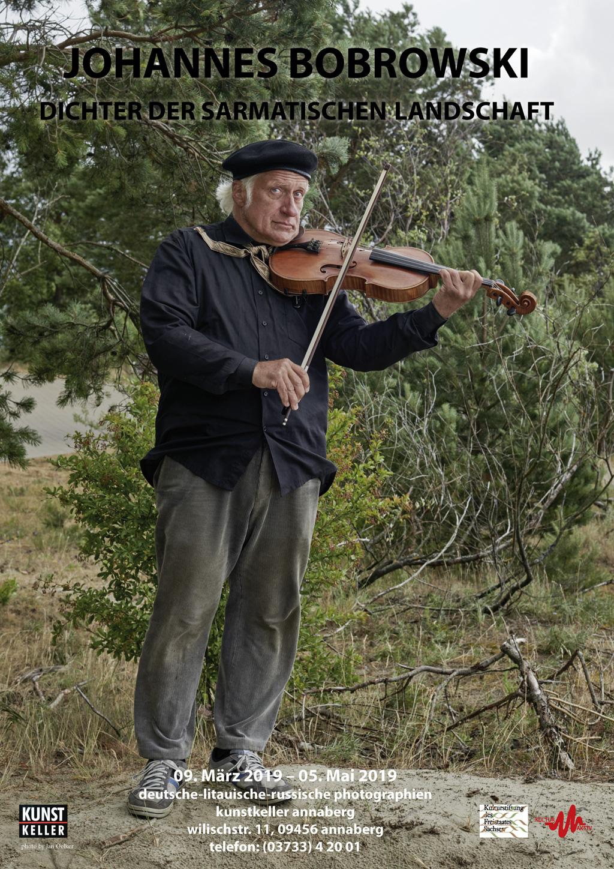 Johannes Bobrowski – Dichter der Sarmatischen Landschaft