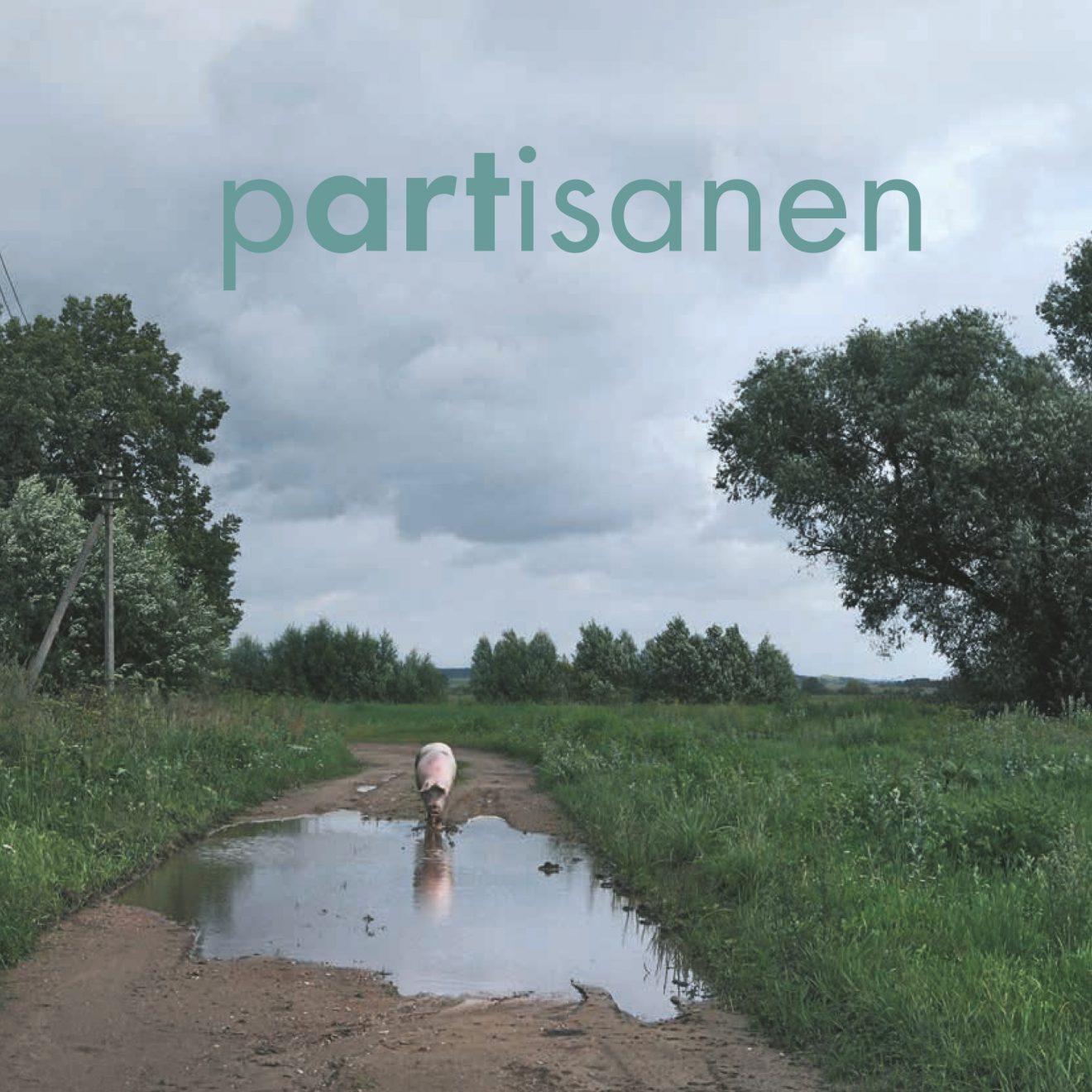 partisanen 9 cover