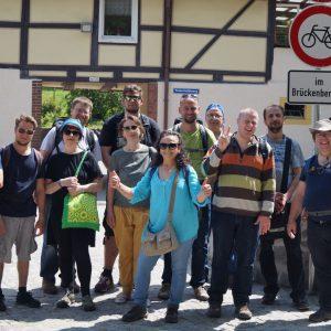 yOUR Community - Wanderung 05/19 - Saubachtal © M. Gottwald