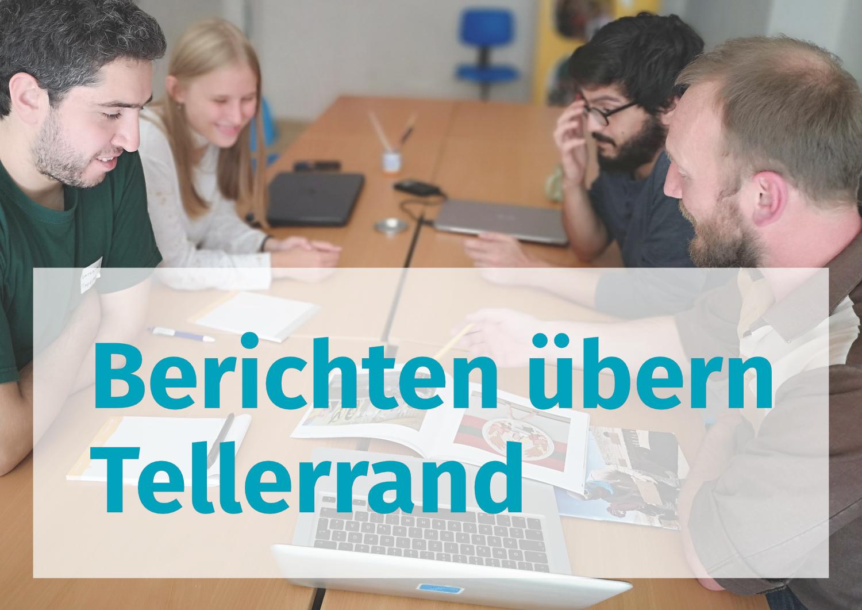 Sachsen im Dialog – Workshop Bürgerjournalisten