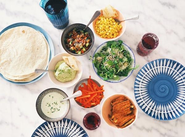 Begegnungstreffen - Dein Essen - Deine Musik