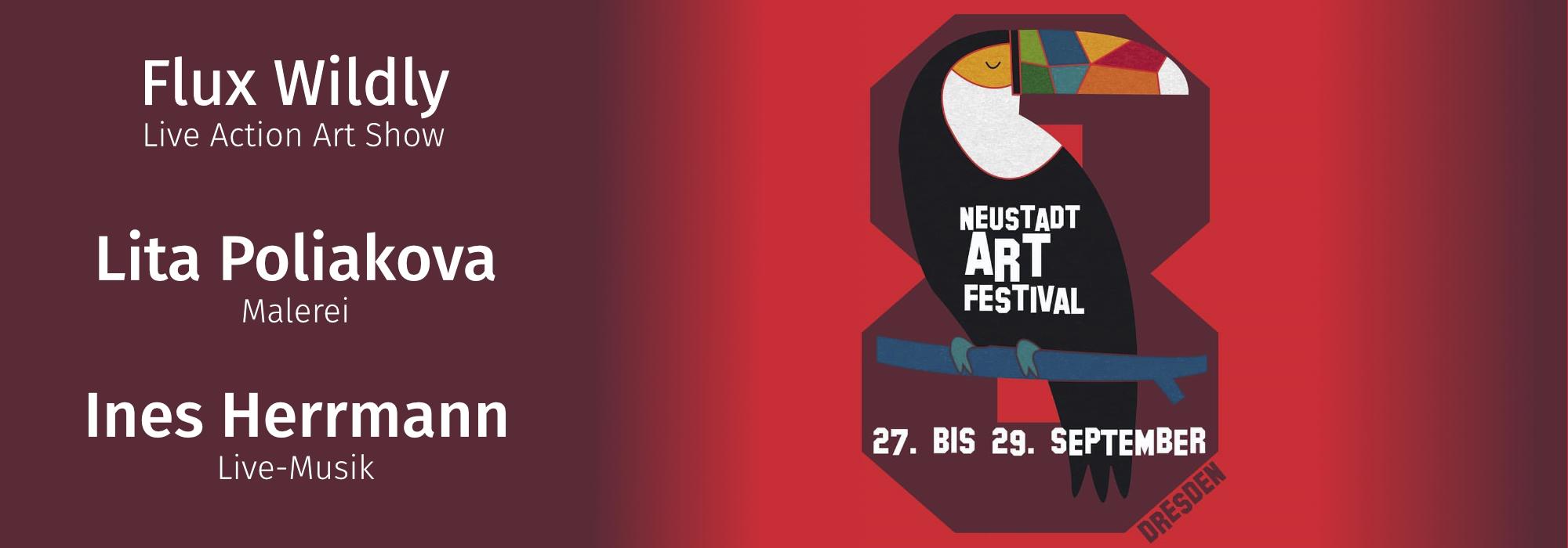 Neustadt Art Festival visiting Kultur Aktiv