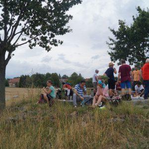 yOUR Community - Wanderung 08/19 - Schönfelder Hochland © M. Gottwald