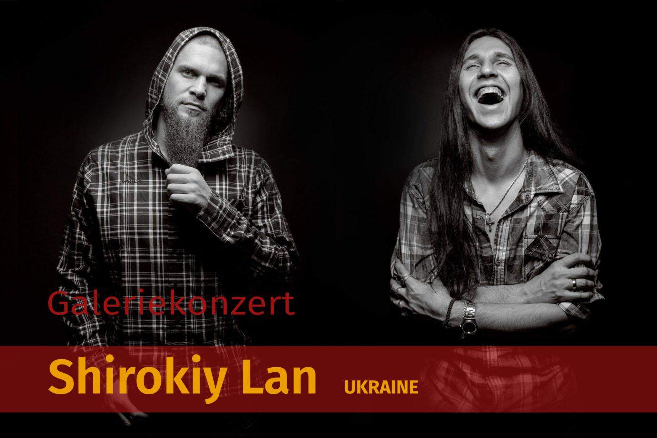 Shirokiy Lan Galeriekonzert Ukraine