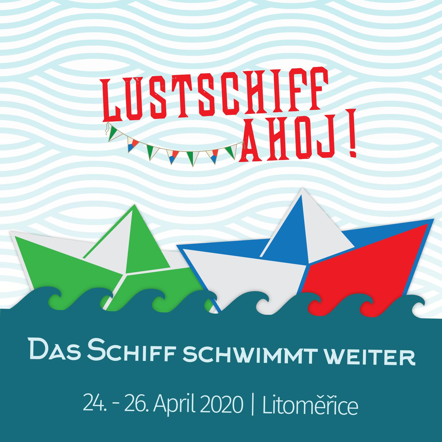 ABGESAGT: Lustschiff Ahoj - Das Schiff schwimmt weiter
