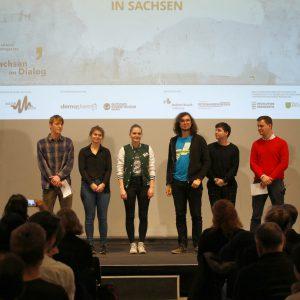 Sachsen im Dialog demoSlam Hygiene-Museum (C) Matthias Schumann